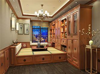 中式风格卧室欣赏图