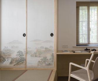 130平米三混搭风格书房装修效果图