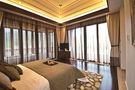 110平米东南亚风格卧室图