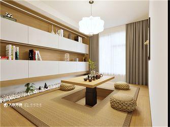 140平米四室两厅日式风格阳光房欣赏图