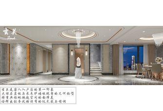 豪华型140平米复式现代简约风格玄关设计图