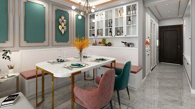 100平米复式宜家风格餐厅装修图片大全