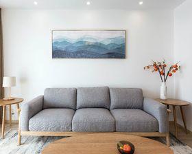 120平米三日式风格客厅图片
