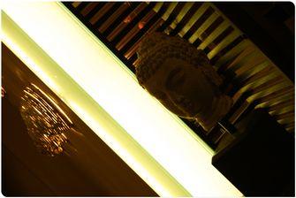 120平米三室两厅东南亚风格玄关图片大全