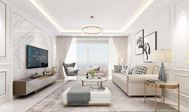 100平米三欧式风格客厅图片大全