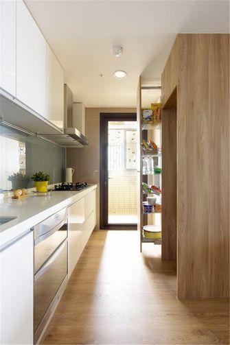 120平米四室两厅现代简约风格厨房设计图