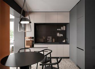 70平米北欧风格客厅装修案例
