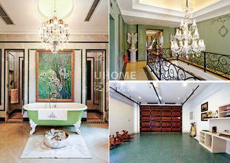 140平米四室三厅法式风格卫生间欣赏图