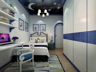 10-15万100平米三室一厅地中海风格儿童房效果图