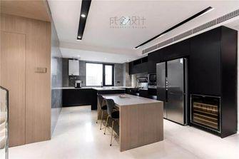 经济型140平米四现代简约风格厨房图片大全