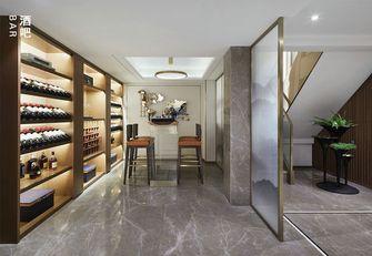 140平米三室两厅中式风格储藏室图片大全