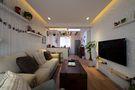 60平米公寓地中海风格客厅效果图