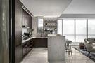100平米三室五厅现代简约风格厨房效果图