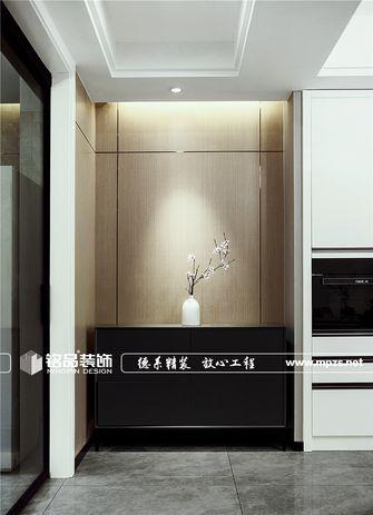 120平米四室两厅现代简约风格走廊欣赏图