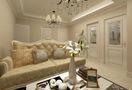 5-10万60平米现代简约风格客厅图片
