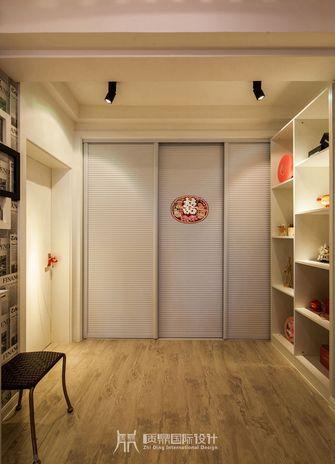 10-15万90平米三室两厅现代简约风格衣帽间图片