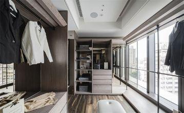 140平米四室四厅混搭风格衣帽间效果图