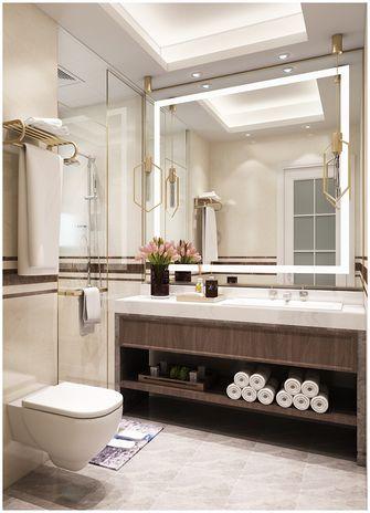 140平米三室两厅其他风格卫生间设计图