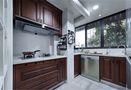 80平米地中海风格厨房欣赏图
