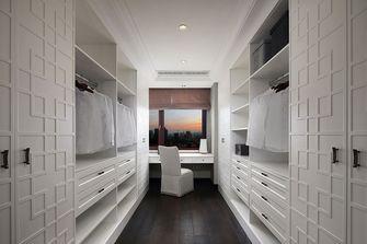 130平米三室两厅欧式风格书房设计图