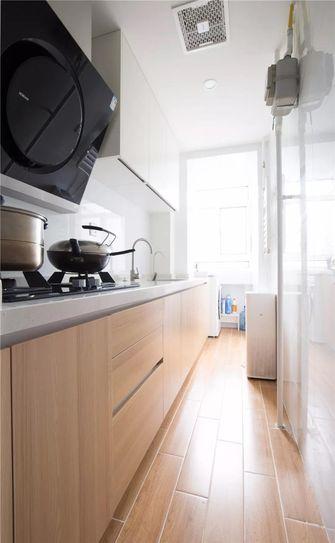60平米一室一厅日式风格厨房图片大全