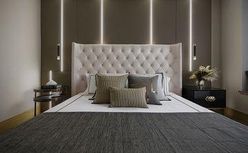130平米三室两厅美式风格卧室图片