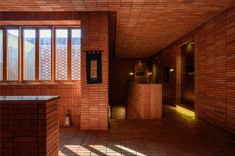 140平米东南亚风格客厅效果图