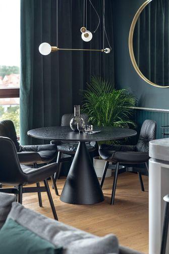 70平米新古典风格餐厅设计图