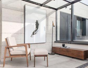140平米别墅日式风格阳光房装修案例