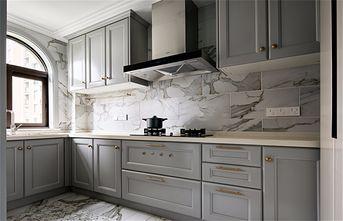 140平米四室一厅法式风格厨房图片