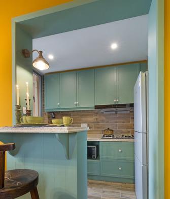 40平米小户型东南亚风格厨房装修案例
