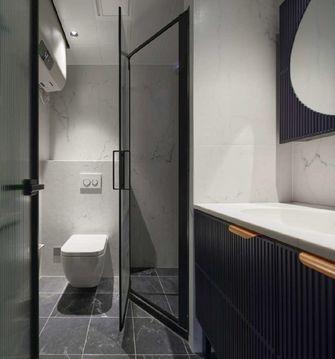 70平米现代简约风格卫生间设计图