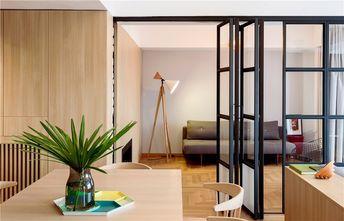 80平米三室两厅日式风格阳光房图片