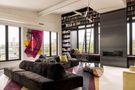 40平米小户型美式风格客厅装修案例