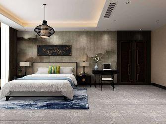 140平米四室五厅中式风格卧室装修效果图