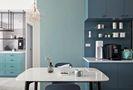 60平米一居室法式风格餐厅装修图片大全