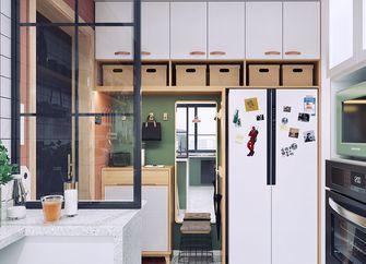 140平米别墅混搭风格厨房图