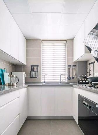 140平米三中式风格厨房图