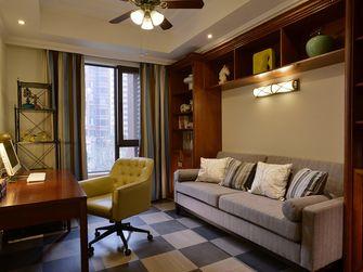 140平米四室三厅地中海风格书房图