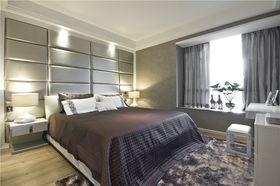 100平米三室两厅现代简约风格卧室图