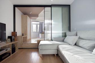 50平米小户型北欧风格客厅图片大全