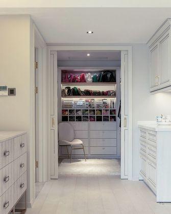 100平米三室两厅现代简约风格衣帽间欣赏图