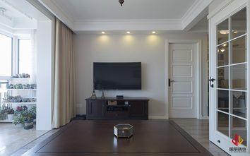 50平米一室一厅田园风格客厅装修图片大全