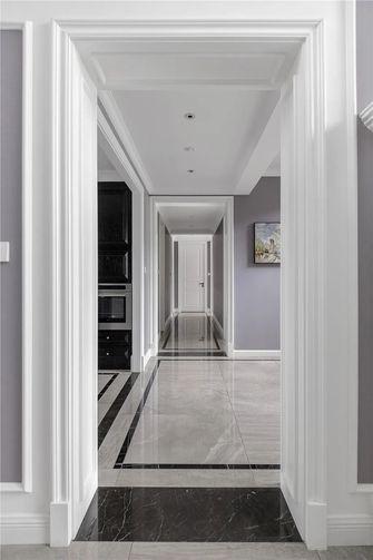 140平米复式美式风格走廊装修图片大全