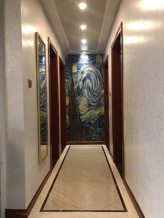 80平米三室两厅美式风格走廊图片