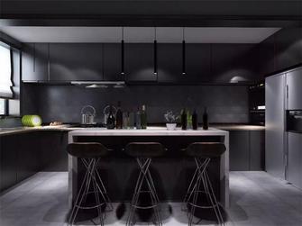 130平米公寓欧式风格餐厅图片