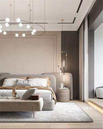 140平米三室两厅其他风格卧室装修案例