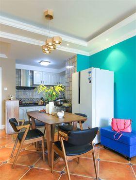 120平米四室兩廳混搭風格廚房裝修效果圖