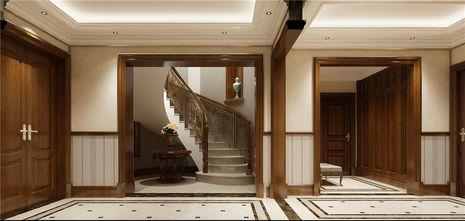140平米别墅新古典风格楼梯间设计图