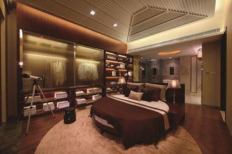120平米三室一厅东南亚风格卧室装修效果图